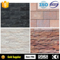 Interior Wall Cladding Panel radius wall caps stone