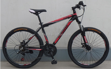 "26"" Aluminum Alloy Frame Suspension Mountain Bike"