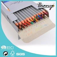 Art Advantage 36 Pcs Color Pencil Paper Box MARCO Package For Artist