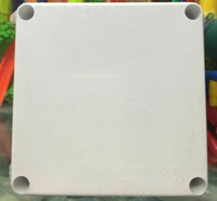 Alibaba China Supplier Professional Custom Plastic Enclosure Box /waterproof junction box 100x100x70mm