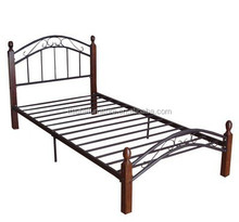 fine look UK royal style hot sell metal bed