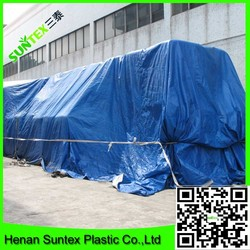 china factpry offer fire retardant tarpaulin&truck cover rain cover pe tarpaulin fabric