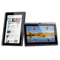 touch tablet with sim card q88 and usb cable for tablet pc