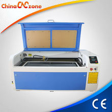 3D CO2Acrylic Crystal Glass Leather MDF Paper Plastic Plexiglas Plywood Rubber Stone Wood 1040 80W Laser Engraver Cutter