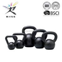 GYM Fitness Training Cement Kettlebell Set
