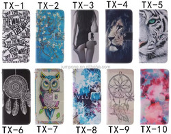 2015 New Owl Series Pattern PU Leather case for LG G3 D830 D851 VS985 D850