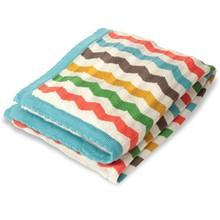 Sunshine newborn hand crochet organic cotton baby blanket