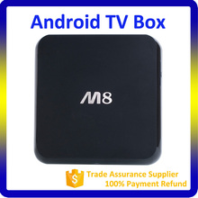 tech Hot Selling M8 TV Box 2015 Best Selling Android TV Box