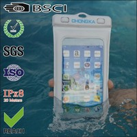 2015 outdoor hand phone case waterproof surfing case for samsung