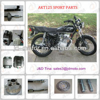 engine parts AKT 125 SPORT