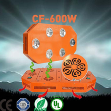 New Products Grow Box Complete High Lumen 600w Led Grow Light
