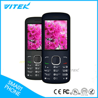 "China 2.4"" Dual Sim 2G Feature mobile phone with 0.08M camera"
