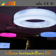 home decoration ring ceiling LED lights with 16 colors changing