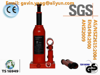 Single Valve 32 Ton Hydraulic Bottle Jack approved by GS, CE, SGS, TS16949, CCC, ISO9001