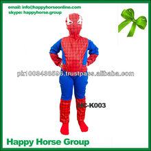 niños spiderman disfraces de halloween disfraces cospay niños para los niños