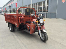 Water cooled five wheel cargo motor rickshaw widely used in China
