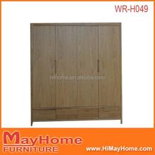 2015 wholesale large storage space bedroom wardrobe designs