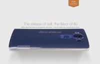 Nillkin Ultra Thin Nature TPU back cover case for LG V10
