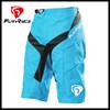 High Quality Wholesale Custom Men Blue Baggy Endura Mountain Bike Downhill Shorts