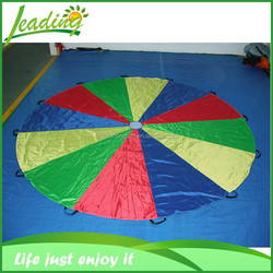 Rainbow Kids Play Parachute - DIA.3.5 METER