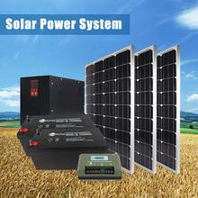 panels 1000w price 110v whole house power 3kw solar energy system