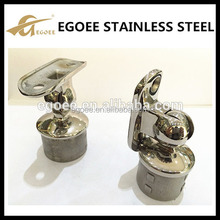 Egoee Balcony Handrail Modern Stainless Steel Handrail Support Brackets