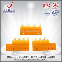 Hyundai escalator comb plate, passenger lift parts, aerial lift parts S655B6