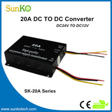 High Quality switch mode regulator 20a Good step up dc to dc converter circuit Best 15 vdc power supply CE RoHS Compliant SunKo
