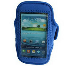 Fashionable useful arm band sleeve for smart phones