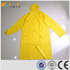 sunnyhope hot sale glossy surface pvc womens raincoat with hood