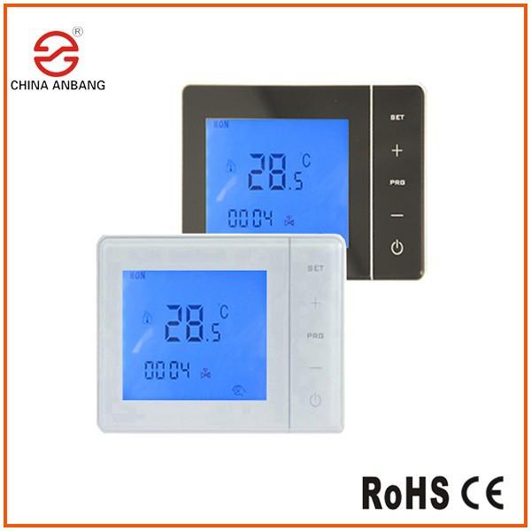 AB01WE Modbus Heating Room Thermostats