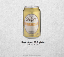 Italian beers 330ml can and bottle inported and sold by Loxson