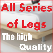 Promotional assembled table leg