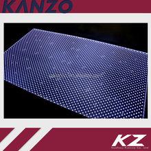 LED light guide panel plate laser dotting