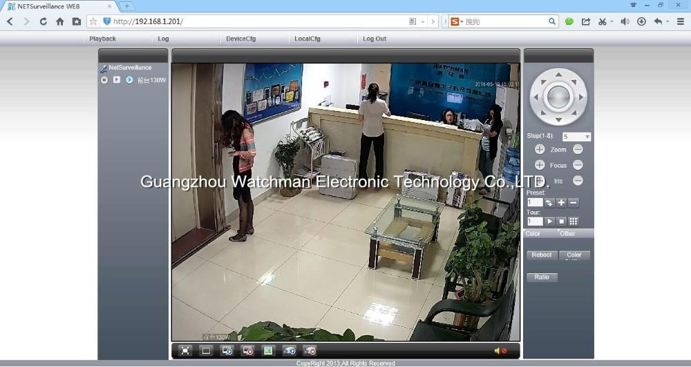 Watchman Hot selling 1080P 2.0MP AHD Camera Bullet waterproof IP66 CCTV Camera CMOS easy installed door view camera camcorder
