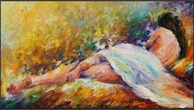 famous Modern portrait oil paintings of nude women