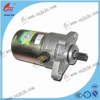 Chinese Motorcycle Parts Motorcycle Starter Motor For Suzuki 12V Starter Motor