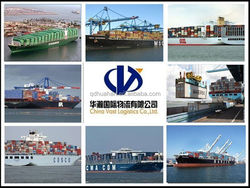 Ocean freight rates all types forwarding agent from China to Europe.