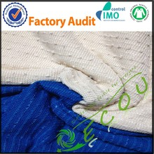 nice looking polyester jacquard fabric knitted in china for cloth