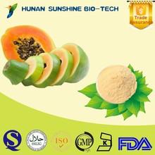 100% Natural Dairy Free No Added Sugar, Preservatives or Artificial Flavours Papaya Powder
