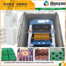 fabrica BLOCOS university of zambia block making machine China best selling Products