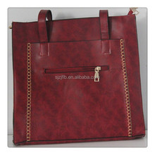 More than ten year's experienced manufacturer of bags and case for lady bag