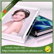 Hot Sale Acrylic High Quality Beautiful Girl Sex Photo Frame