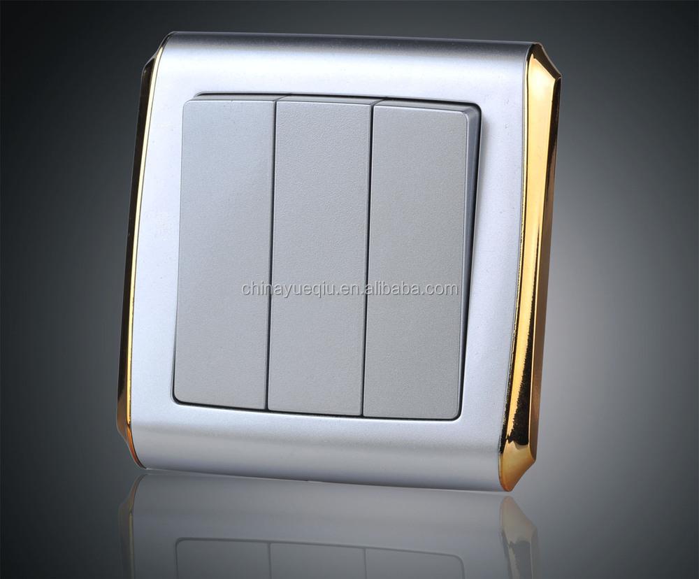 Bs Standard 1 Gang 1 Way Big Rocker Light Switch - Buy Rocker Switch ...