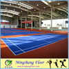 quality guaranteed PP outdoor interlock flooring