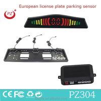 beeper alarm ultrasonic parking sensor with led display