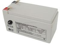 Rechargeable Sealed Lead-acid Battery 12v 1.3ah