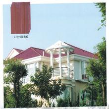 China Guolian Brand Model A-01 install tile roof