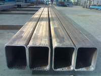 ERW rectangular steel tube/pipe Q460D made in China