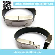Latest Design USB 2.0 8Gb Leather 512gb flash memory